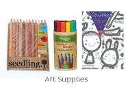 Seedling, P'kolino & Taro Gomi Art Supplies