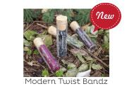 Modern Twist Silicone Bandz