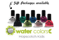 Hopscotch Kids Eco-Friendly Nail Polish