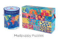 Mudpuppy Puzzles, Journals, Flash Cards, Magnetic Letters and More