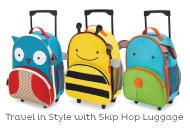 Skip Hop Luggage