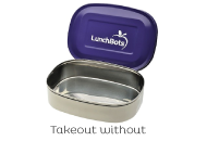 Lunchbots Stainless Steel Food Containers