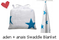 aden + anais Swaddle Blanket