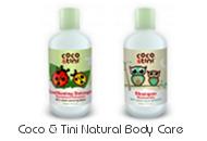 Coco & Tini Natural Body Care