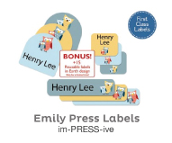 Emily Press Labels