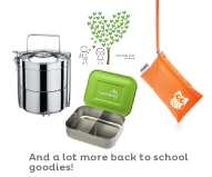 Lots More Back To School And Litterless Lunch Items