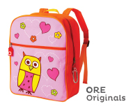 ORE Originals Backpacks, Lunchbags, Silverware Sets And Reusable Bags.