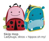 Skip Hop Zoo Packs And Zoo Lunchies