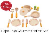 Hape Toys Gourmet Starter Set