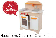 Hape Toys Gourmet Chef Kitchen