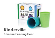 Kinderville Silicone Feeding Gear