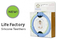 Life Factory Silicone Teethers