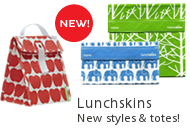 Lunchskins Reusables & Totes