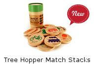 Tree Hopper Toys Match Stacks