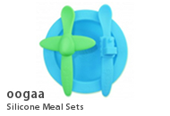 oogaa Silicone Mealtime Sets