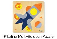 P'kolino Multi-Solution Puzzle