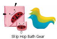 Skip Hop Bath Gear