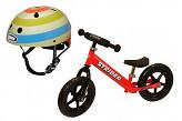 Strider Pre-Bikes and Nutcase Helmets